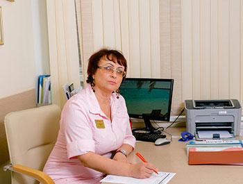 Саманта на приеме к гинекологу